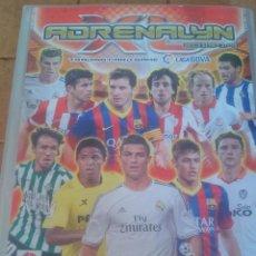 Coleccionismo deportivo: FICHERO ADRENALYX XL 2013-2014 CON 310 CARD DIFERENTES, TODAS FOTOGRAFIADAS.. Lote 195310132