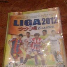 Coleccionismo deportivo: LIGA 2012 CON MAS DE 550 TRADING CARDS I MUCHUS CARTAS BUENAS. Lote 195334838