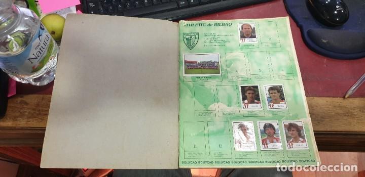 Coleccionismo deportivo: Album bollycao futbol 87 / 88 154 cromos - Foto 2 - 195361558