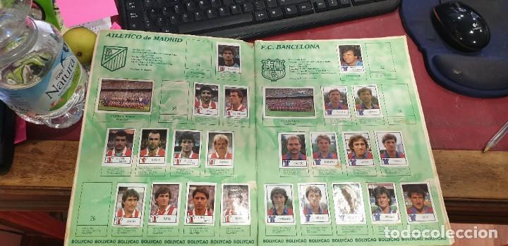 Coleccionismo deportivo: Album bollycao futbol 87 / 88 154 cromos - Foto 3 - 195361558