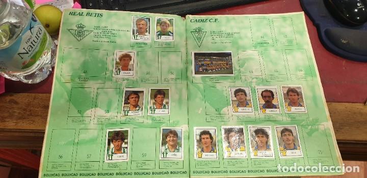 Coleccionismo deportivo: Album bollycao futbol 87 / 88 154 cromos - Foto 4 - 195361558