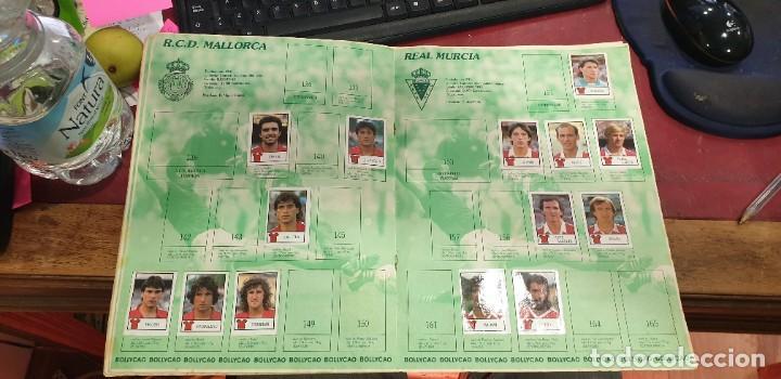 Coleccionismo deportivo: Album bollycao futbol 87 / 88 154 cromos - Foto 7 - 195361558
