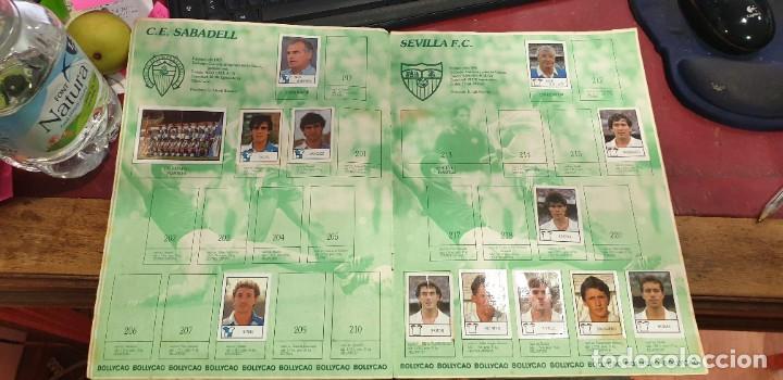 Coleccionismo deportivo: Album bollycao futbol 87 / 88 154 cromos - Foto 9 - 195361558