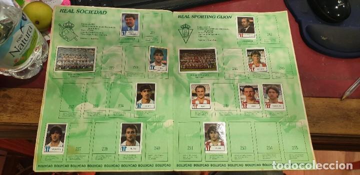 Coleccionismo deportivo: Album bollycao futbol 87 / 88 154 cromos - Foto 10 - 195361558
