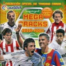 Coleccionismo deportivo: MEGACRACKS 2010-11 - PANINI. Lote 195447045