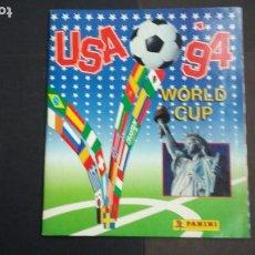 Coleccionismo deportivo: ALBUM WC MUNDIAL USA 94 - PANINI - CONTIENE 215 CROMOS ( INCLUYE 14 ESCUDOS ). Lote 195512417