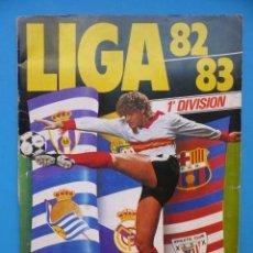Coleccionismo deportivo: ALBUM CROMOS - LIGA 1982-1983 82-83 - ED. ESTE - VER DESCRIPCION Y FOTOS. Lote 195537507