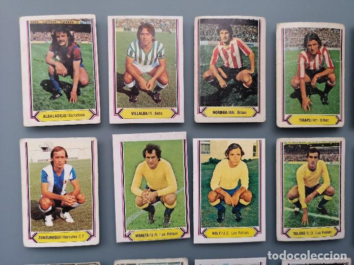 Coleccionismo deportivo: ALBUM EDIC ESTE LIGA 80 81 1980 1981 MUY COMPLETO INCLUYE 21 FICHAJES Y QUINI PINTADO MUY BUENA CONS - Foto 31 - 166776594