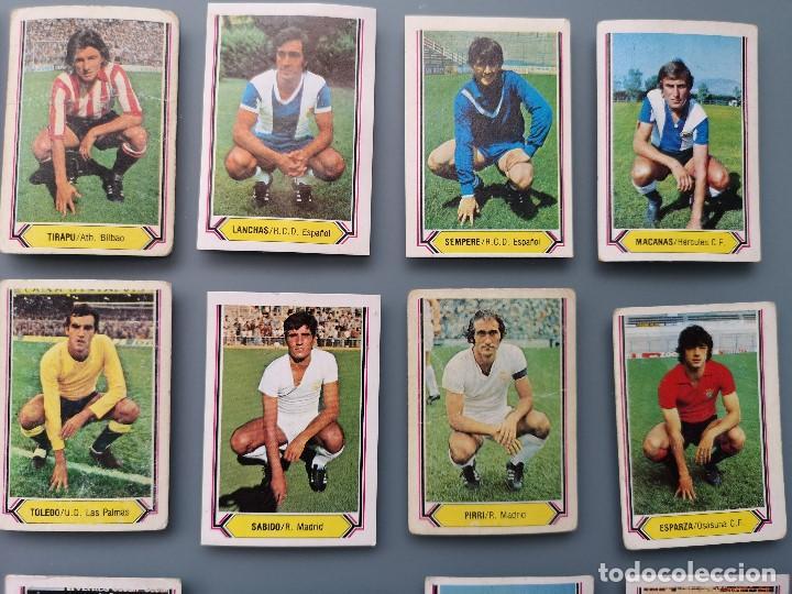 Coleccionismo deportivo: ALBUM EDIC ESTE LIGA 80 81 1980 1981 MUY COMPLETO INCLUYE 21 FICHAJES Y QUINI PINTADO MUY BUENA CONS - Foto 32 - 166776594
