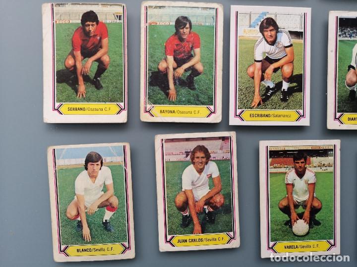 Coleccionismo deportivo: ALBUM EDIC ESTE LIGA 80 81 1980 1981 MUY COMPLETO INCLUYE 21 FICHAJES Y QUINI PINTADO MUY BUENA CONS - Foto 33 - 166776594