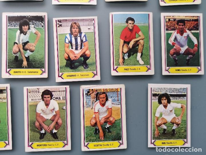 Coleccionismo deportivo: ALBUM EDIC ESTE LIGA 80 81 1980 1981 MUY COMPLETO INCLUYE 21 FICHAJES Y QUINI PINTADO MUY BUENA CONS - Foto 34 - 166776594
