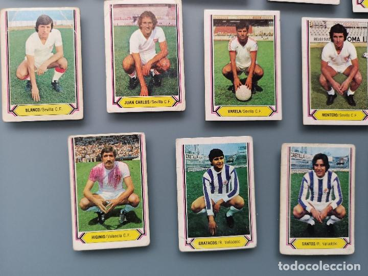 Coleccionismo deportivo: ALBUM EDIC ESTE LIGA 80 81 1980 1981 MUY COMPLETO INCLUYE 21 FICHAJES Y QUINI PINTADO MUY BUENA CONS - Foto 35 - 166776594