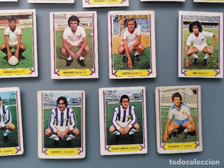 Coleccionismo deportivo: ALBUM EDIC ESTE LIGA 80 81 1980 1981 MUY COMPLETO INCLUYE 21 FICHAJES Y QUINI PINTADO MUY BUENA CONS - Foto 36 - 166776594