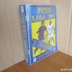 Coleccionismo deportivo: ALBUM DE CROMOS FUTBOL MUNDICROMO, LAS FICHAS DE LA LIGA 2005 ( INCOMPLETO CON 588 CROMOS). Lote 196283847