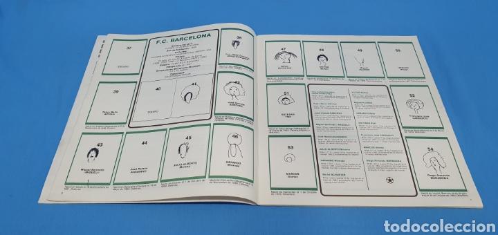 Coleccionismo deportivo: ALBUM DE CROMOS, FUTBOL 84, PRIMERA Y SEGUNDA DIVISIÓN, FIGURINI PANINI - Foto 5 - 196963846