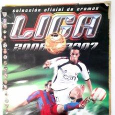 Coleccionismo deportivo: ALBUM FUTBOL EDITORIAL ESTE LIGA 06 07 2006 2007 BERND SCHUSTER. Lote 197053375