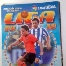 Coleccionismo deportivo: ALBUM FUTBOL EDITORIAL ESTE LIGA 2009 2010 09 10. Lote 197086313