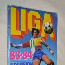 Coleccionismo deportivo: ESTE / LIGA 83-84 / TEMPORADA 1983 / 84 - ÁLBUM DE EDITORIAL ESTE - CON 336 CROMOS ¡MIRA!. Lote 197238707