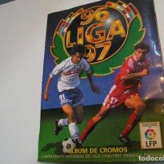 Colecionismo desportivo: ÁLBUM LIGA 96-97, 1996-1997 - EDICIONES ESTE - MUY COMPLETO - VER FOTOS EN EL INTERIOR. Lote 197566507