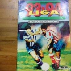 Coleccionismo deportivo: ALBUM COLECCIONES ESTE - 1993 - 94 93/94 CON VERSIÓN ALKORTA DIFICIL. Lote 198134495