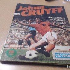 Coleccionismo deportivo: ALBUM DE CRUYFF . Lote 199062253