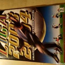 Coleccionismo deportivo: LIGA ESTE 03-04 - BASTANTE COMPLETO, TIENE 412 CROMOS.. Lote 199525190