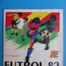 Coleccionismo deportivo: ALBUM CROMOS - FUTBOL 82 - PANINI - VER DESCRIPCION Y FOTOS. Lote 199554915
