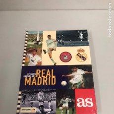 Coleccionismo deportivo: ÁLBUM REAL MADRID. Lote 199967216