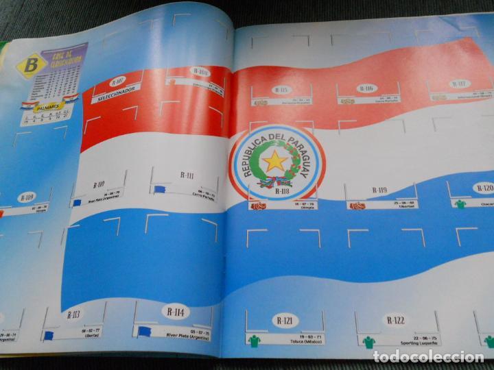 Coleccionismo deportivo: DEFECTOS ALBUM VACIO PLANCHA SIN CROMOS FIFA WORLD CUP KOREA JAPAN 2002 COREA JAPON 02 REYAUCA - Foto 26 - 200041433
