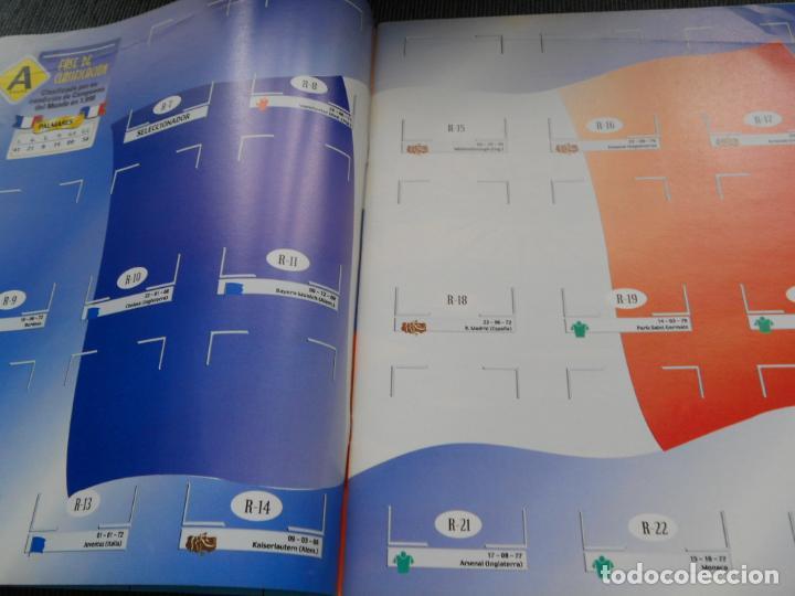 Coleccionismo deportivo: DEFECTOS ALBUM VACIO PLANCHA SIN CROMOS FIFA WORLD CUP KOREA JAPAN 2002 COREA JAPON 02 REYAUCA - Foto 27 - 200041433