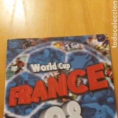 Coleccionismo deportivo: ALBUM WORLD CUP FRANCIA 98 DS. Lote 201254087
