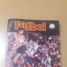 Coleccionismo deportivo: ALBUM DE LA LIGA 1977-78 DE ESTE VACIO. Lote 201918175