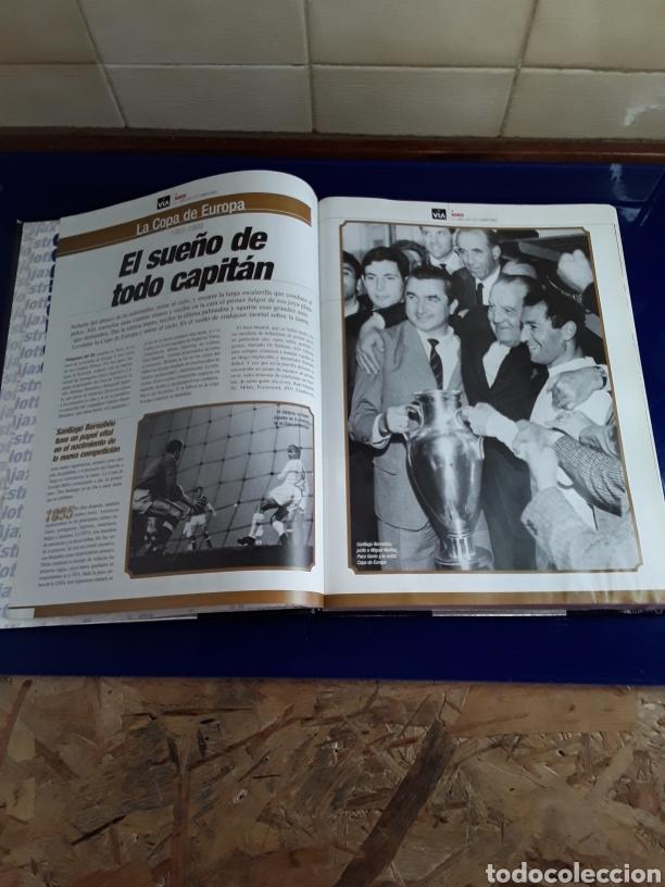 Coleccionismo deportivo: El libro de los campeones de Europa con sus pegatinas (falta alguna) - Foto 3 - 201961675