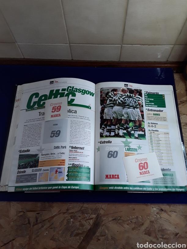 Coleccionismo deportivo: El libro de los campeones de Europa con sus pegatinas (falta alguna) - Foto 4 - 201961675