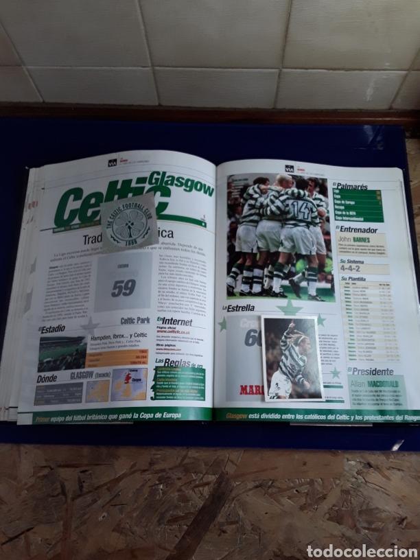 Coleccionismo deportivo: El libro de los campeones de Europa con sus pegatinas (falta alguna) - Foto 5 - 201961675