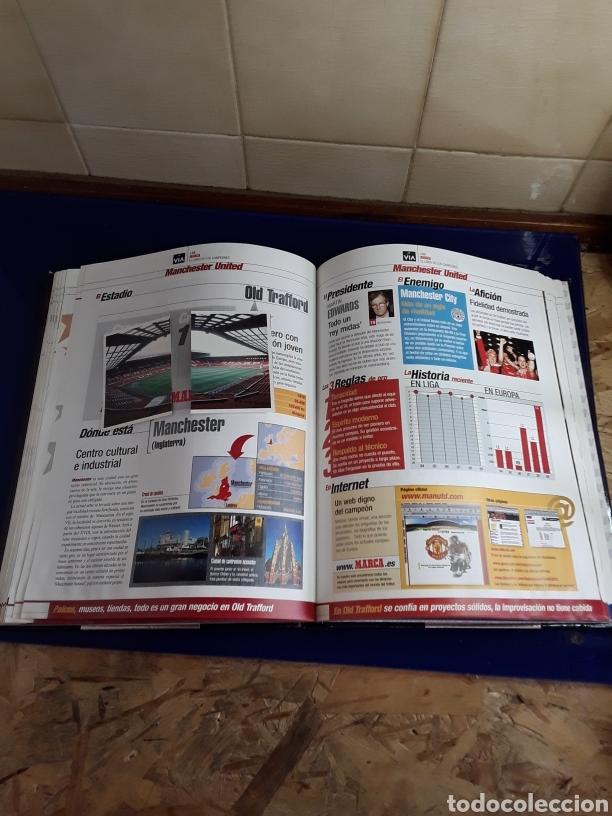 Coleccionismo deportivo: El libro de los campeones de Europa con sus pegatinas (falta alguna) - Foto 7 - 201961675