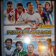 Coleccionismo deportivo: ALBUM ADRENALYN 2012-13 DE PANINI. Lote 202970062