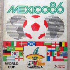 Coleccionismo deportivo: ÁLBUM DE FÚTBOL MEXICO 1986. Lote 203153888