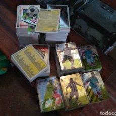 Coleccionismo deportivo: MUNDICROMO ( QUIZ GAME 2015 ) LOTE DE 876 CARDS DIFERENTES. Lote 203896977