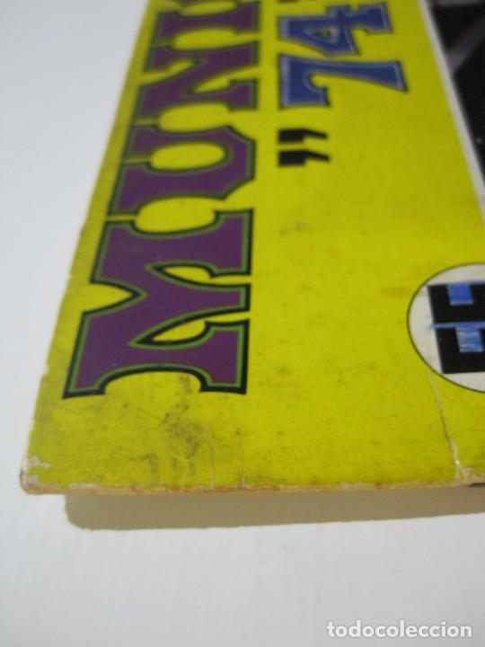 Coleccionismo deportivo: MUNICH 74-ALBUM DE FUTBOL CASI COMPLETO-FALTA 1 CROMO-FHER-TARJETA COCA COLA-VER FOTOS-(V-20.024) - Foto 4 - 204319305