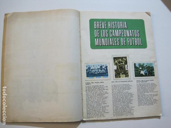 Coleccionismo deportivo: MUNICH 74-ALBUM DE FUTBOL CASI COMPLETO-FALTA 1 CROMO-FHER-TARJETA COCA COLA-VER FOTOS-(V-20.024) - Foto 10 - 204319305
