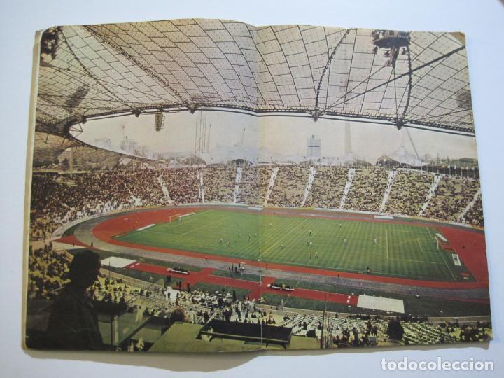Coleccionismo deportivo: MUNICH 74-ALBUM DE FUTBOL CASI COMPLETO-FALTA 1 CROMO-FHER-TARJETA COCA COLA-VER FOTOS-(V-20.024) - Foto 15 - 204319305