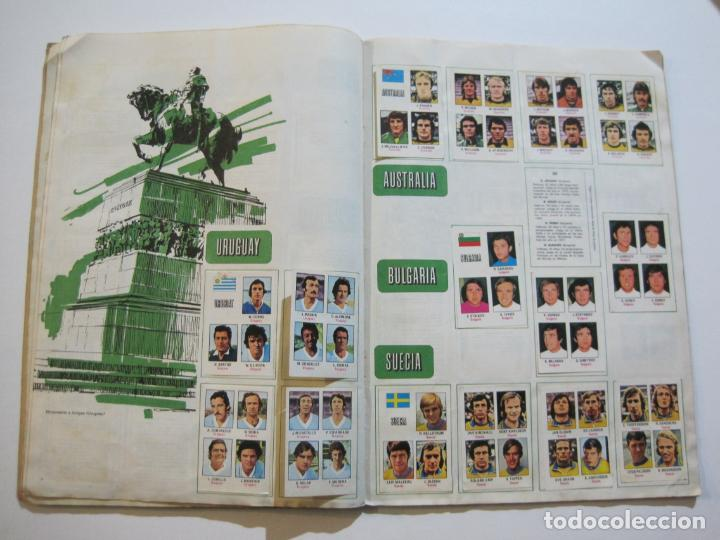 Coleccionismo deportivo: MUNICH 74-ALBUM DE FUTBOL CASI COMPLETO-FALTA 1 CROMO-FHER-TARJETA COCA COLA-VER FOTOS-(V-20.024) - Foto 18 - 204319305