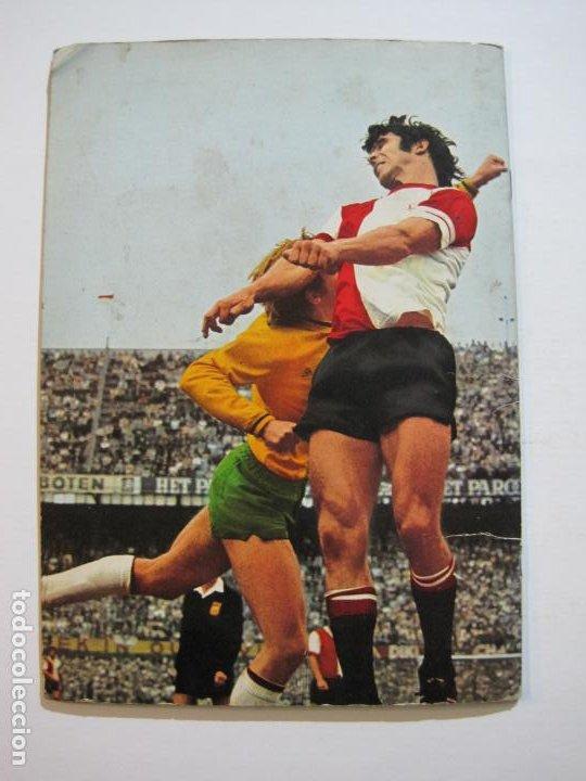 Coleccionismo deportivo: MUNICH 74-ALBUM DE FUTBOL CASI COMPLETO-FALTA 1 CROMO-FHER-TARJETA COCA COLA-VER FOTOS-(V-20.024) - Foto 22 - 204319305