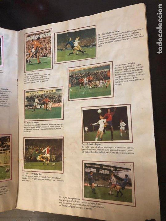 Coleccionismo deportivo: ALBUM DE FUTBOL - LIGA 1977 - 1978 - PRIMERA DIVISION - INCOMPLETO - ALBUM ESTE - Foto 2 - 204330268