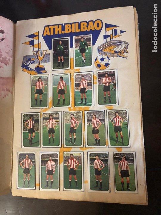 Coleccionismo deportivo: ALBUM DE FUTBOL - LIGA 1977 - 1978 - PRIMERA DIVISION - INCOMPLETO - ALBUM ESTE - Foto 5 - 204330268