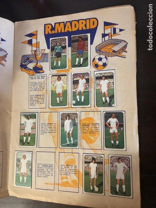 Coleccionismo deportivo: ALBUM DE FUTBOL - LIGA 1977 - 1978 - PRIMERA DIVISION - INCOMPLETO - ALBUM ESTE - Foto 6 - 204330268