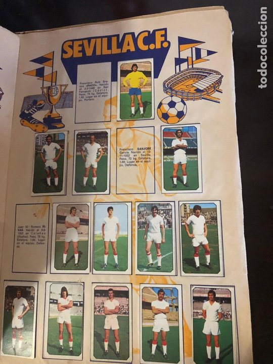 Coleccionismo deportivo: ALBUM DE FUTBOL - LIGA 1977 - 1978 - PRIMERA DIVISION - INCOMPLETO - ALBUM ESTE - Foto 7 - 204330268