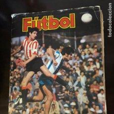 Coleccionismo deportivo: ALBUM DE FUTBOL - LIGA 1977 - 1978 - PRIMERA DIVISION - INCOMPLETO - ALBUM ESTE. Lote 204330268