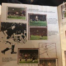 Coleccionismo deportivo: ALBUM ASI JUEGO AL FUTBOL - JOHAN CRUYFF - CROPAN - LE FALTA 5 CROMOS. Lote 204336562